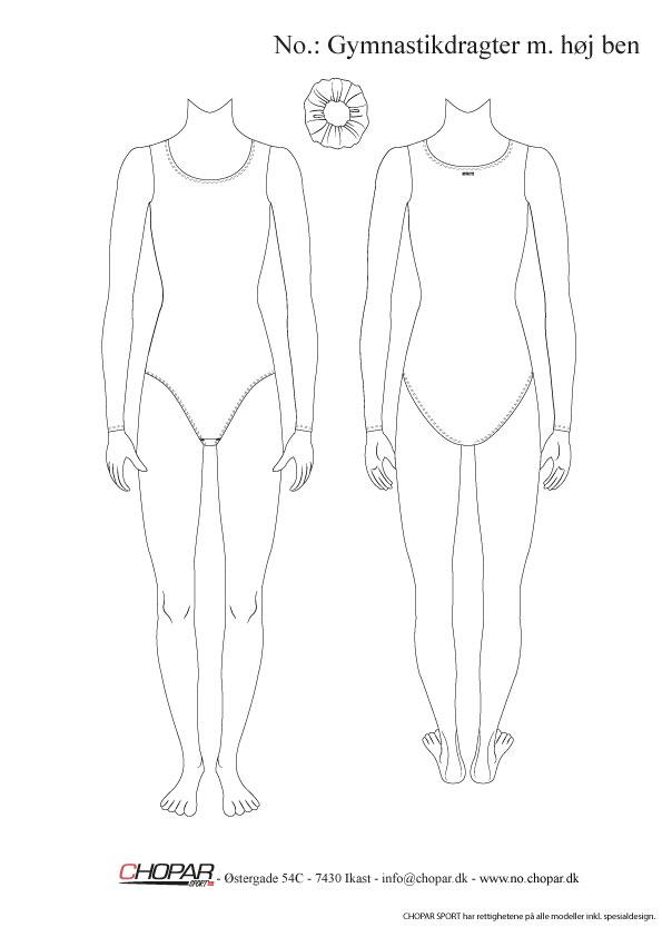 Design Your Own Gymnastics Leotard Online
